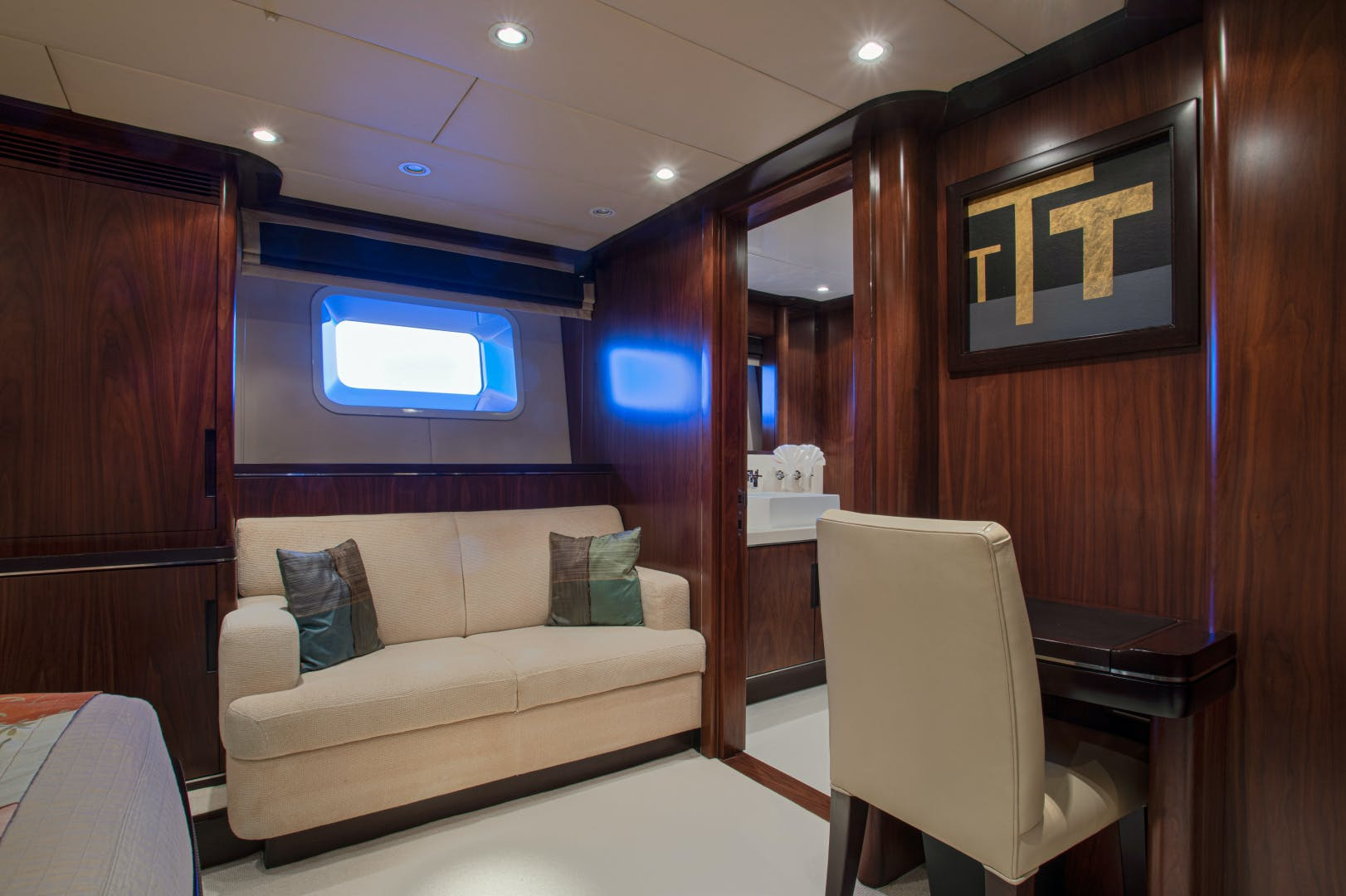 2006 Fitzroy Yachts 127'  MIA CARA | Picture 5 of 27