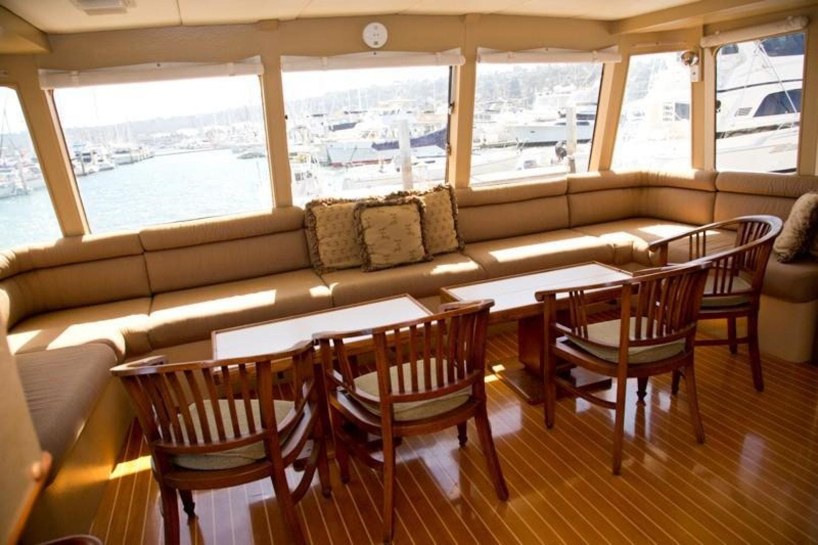 1983 DeFever 90' 90 Ocean Trawler No Limit | Picture 4 of 37