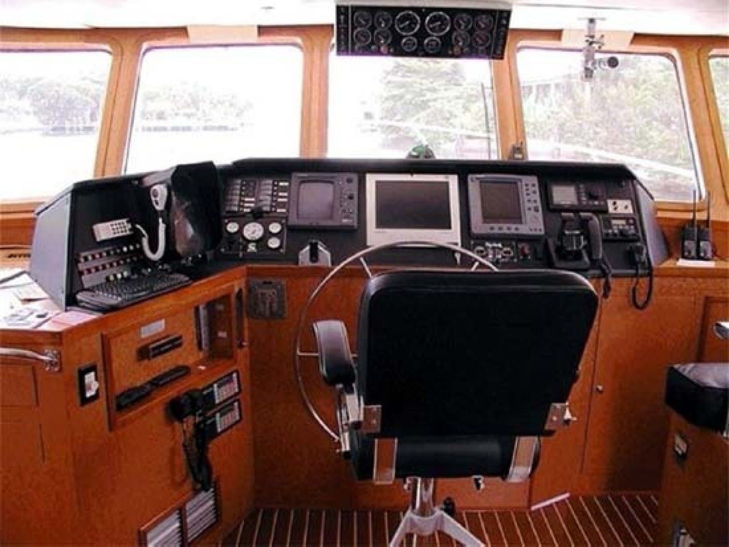 1983 DeFever 90' 90 Ocean Trawler No Limit | Picture 1 of 37