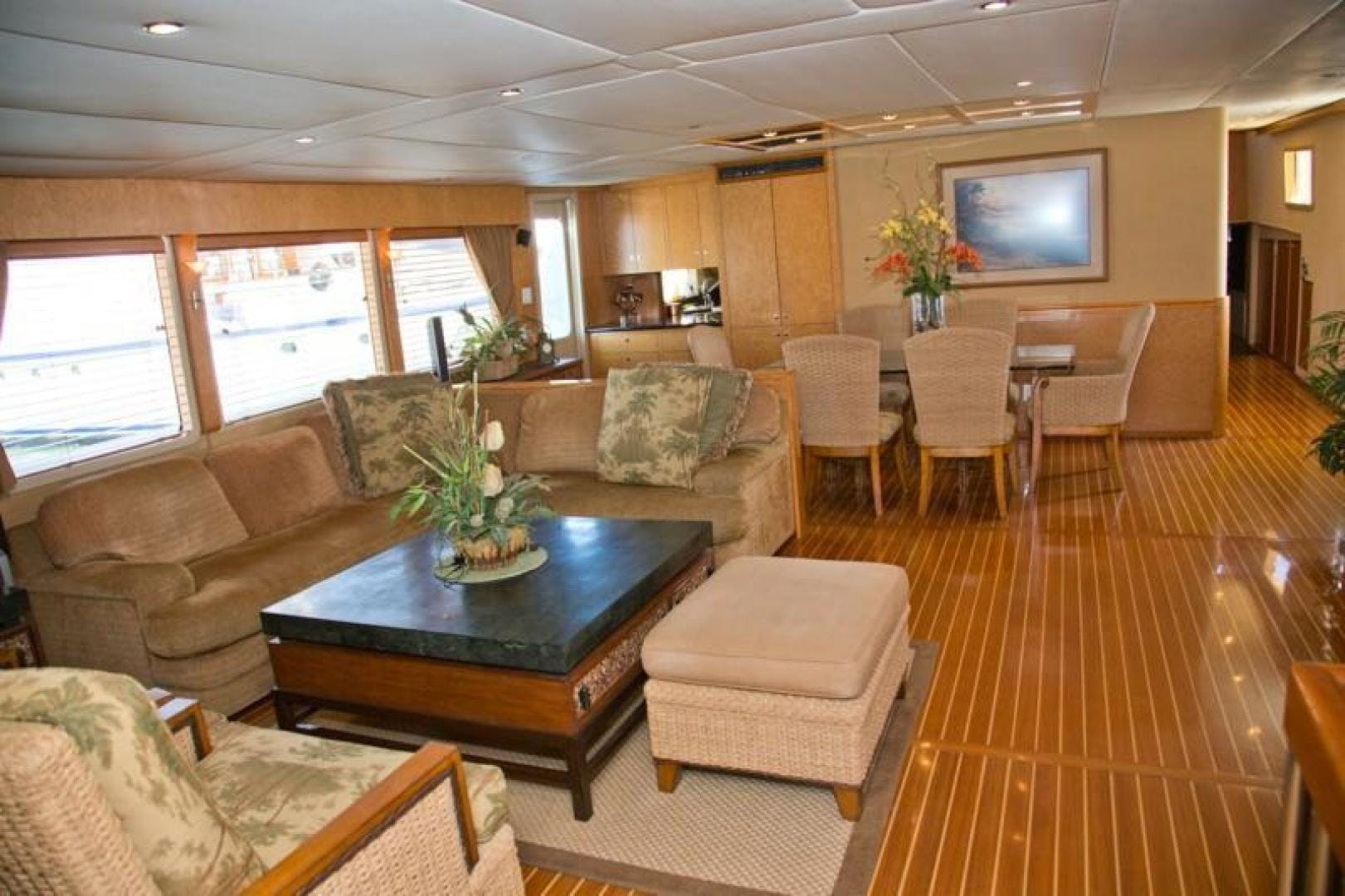 1983 DeFever 90' 90 Ocean Trawler No Limit | Picture 5 of 37