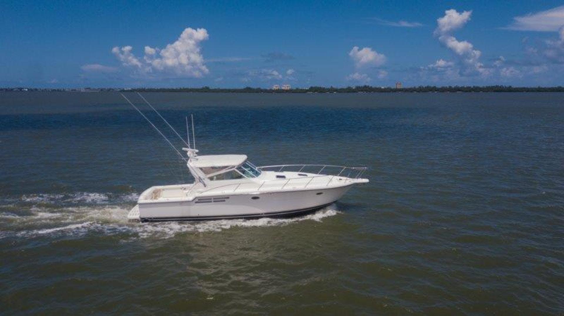 2000 Tiara Yachts 41' 4100 Open Sans Peur | Picture 1 of 28
