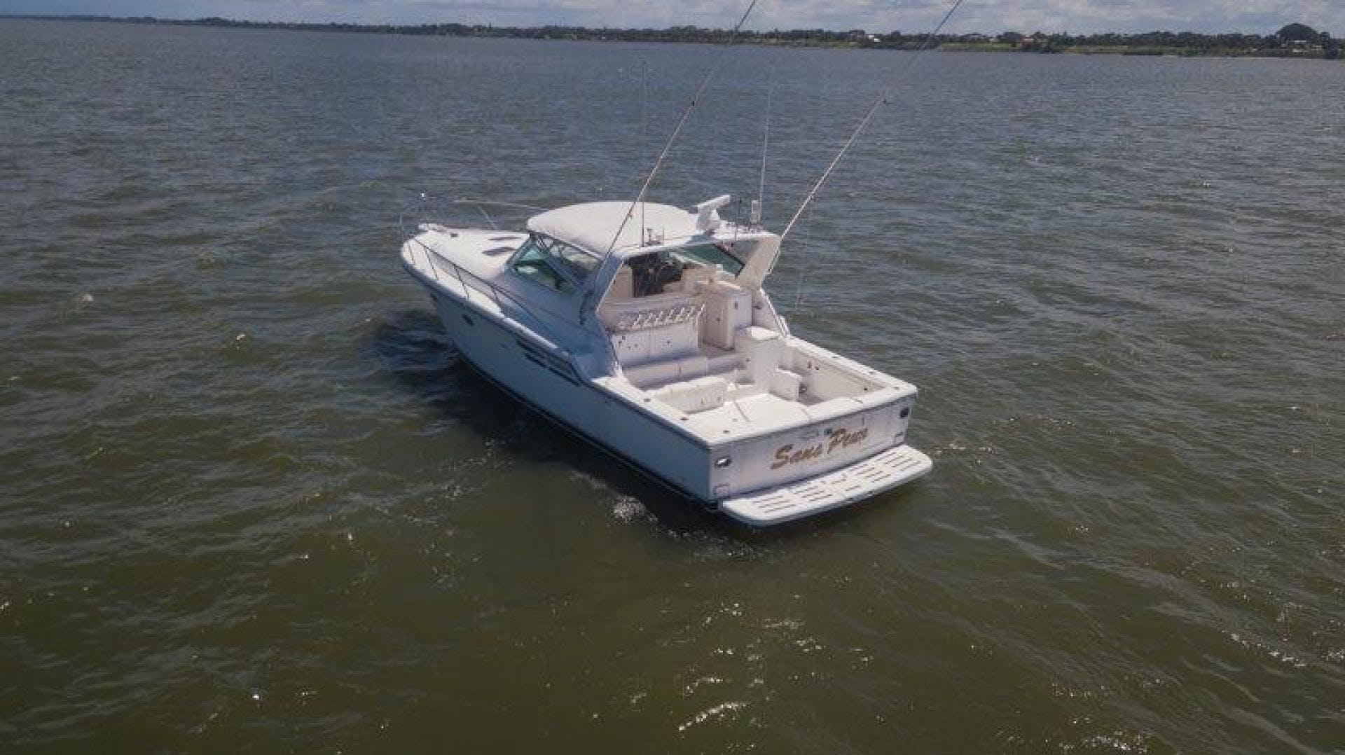 2000 Tiara Yachts 41' 4100 Open Sans Peur | Picture 4 of 28