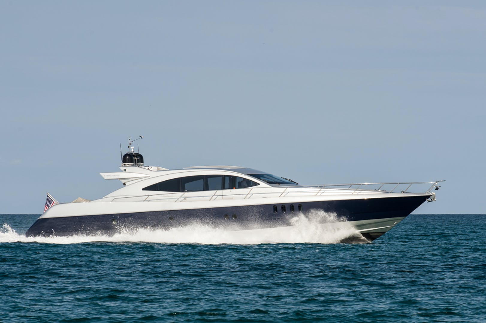 2007 Warren Yachts 87' Express Cruiser ANDIAMO | Picture 1 of 22