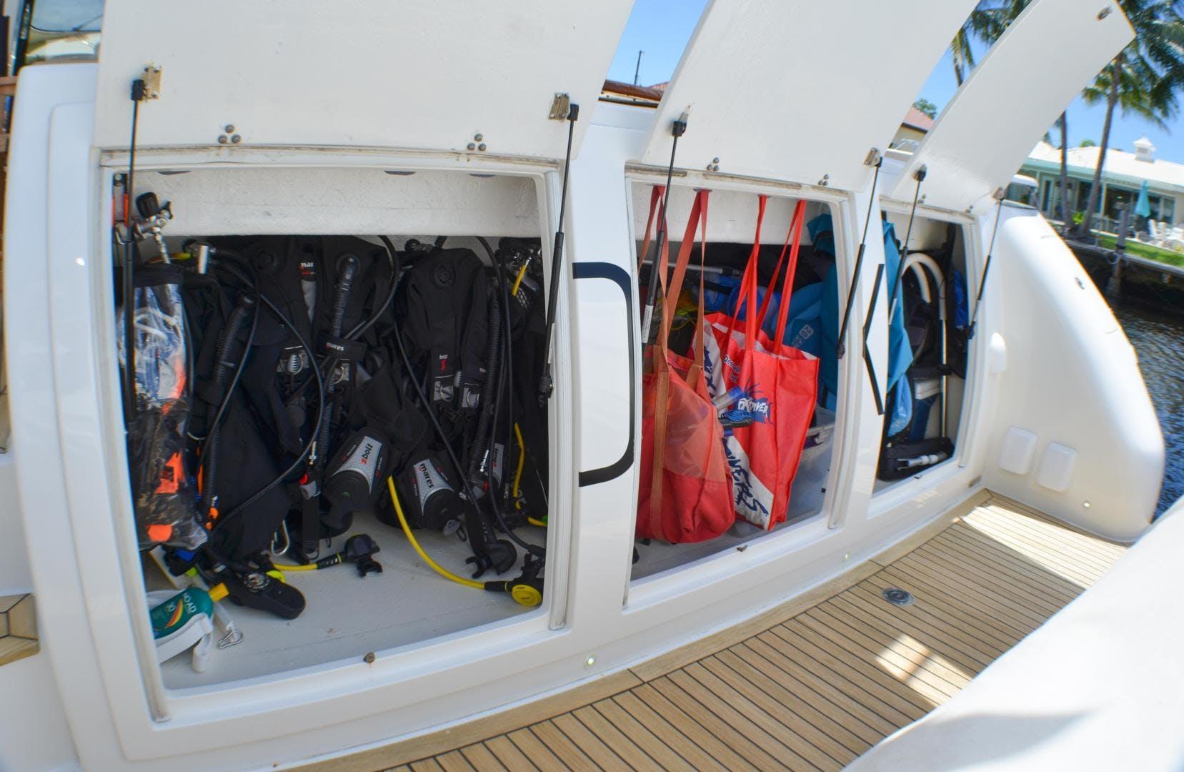2015 Altamar 66' 66 Motor Yacht Solixia  | Picture 8 of 98