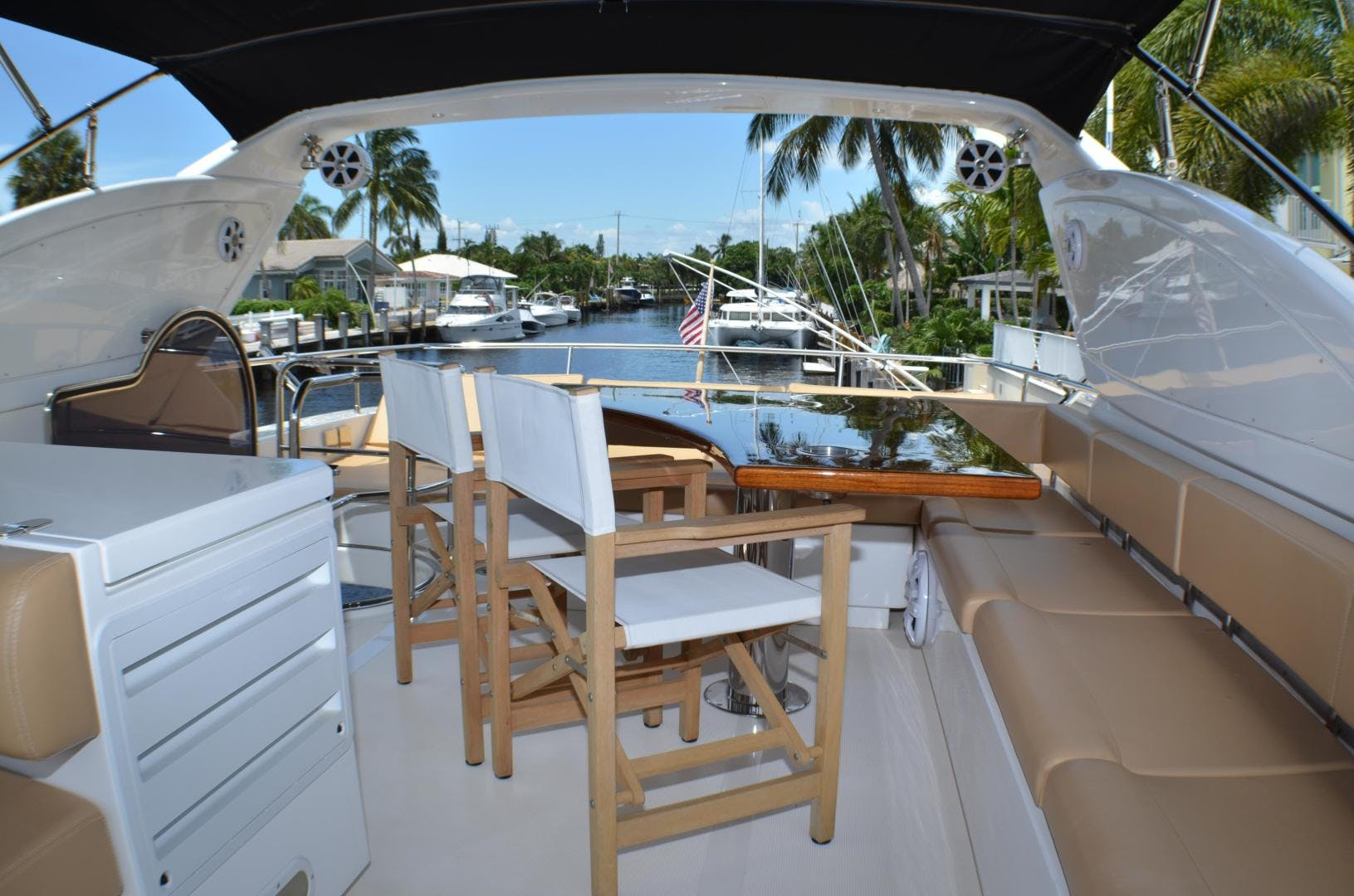 2015 Altamar 66' 66 Motor Yacht Solixia  | Picture 4 of 98
