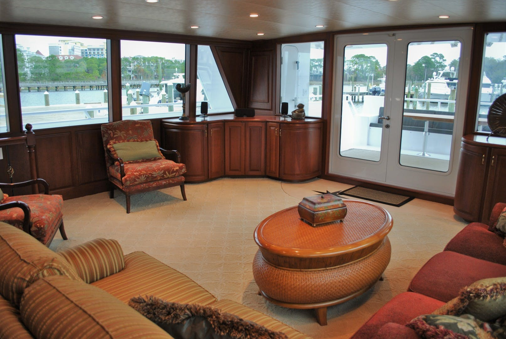 2006 Voyager 87' Tri-deck JENNY LYNNE   Picture 4 of 29