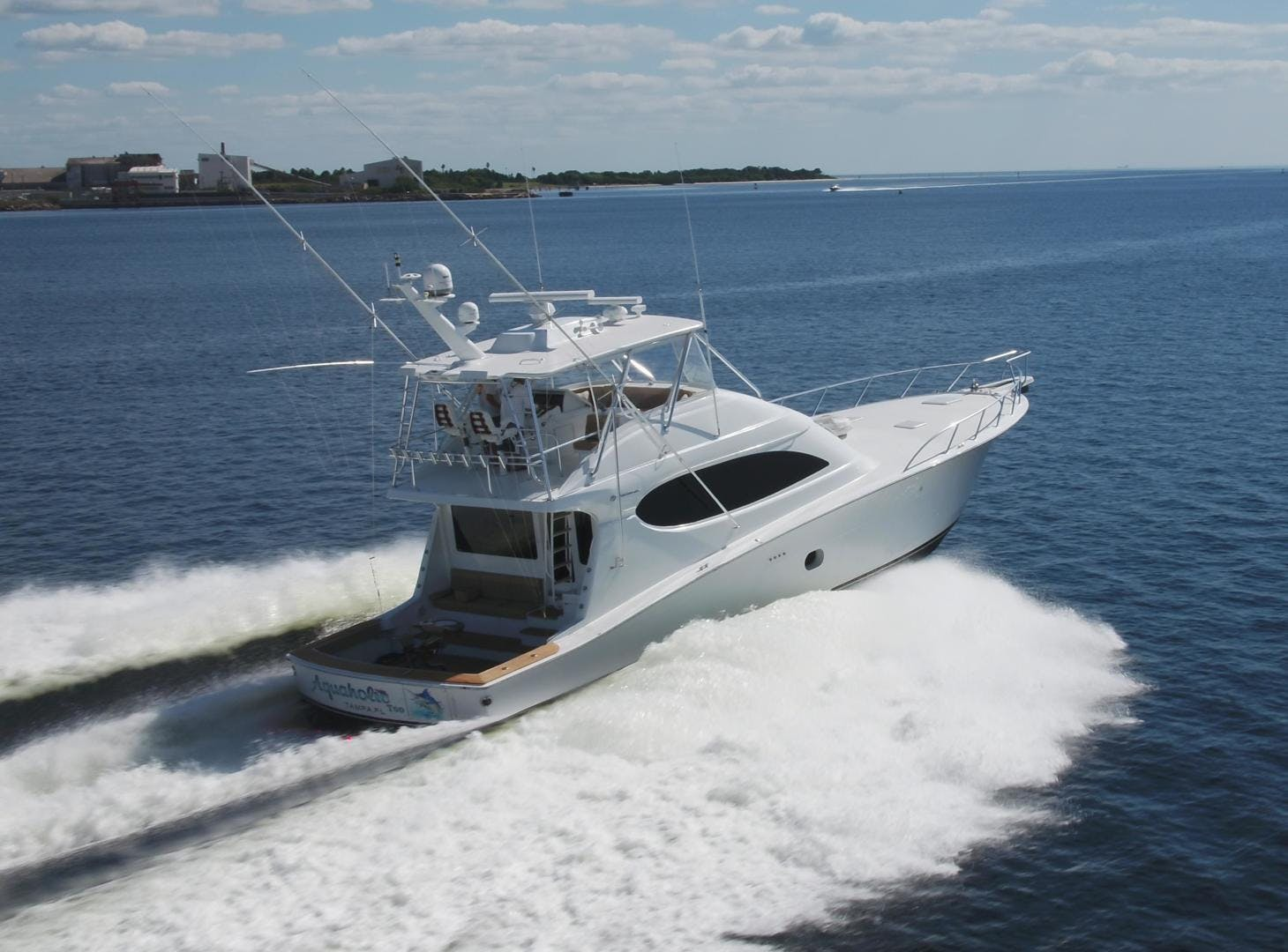 2006 Hatteras 64' Convertible ON TARGET | Picture 3 of 114