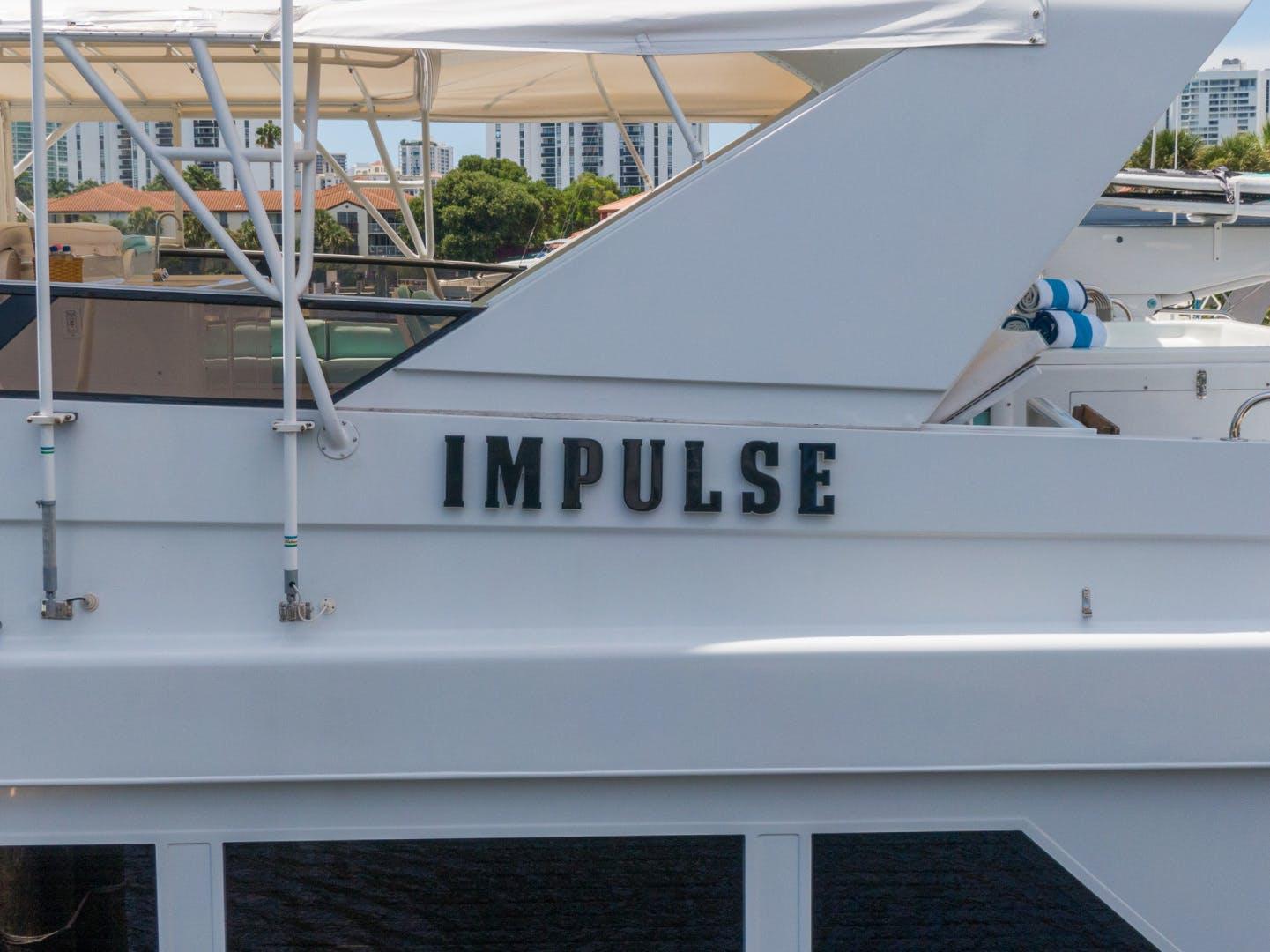 1996 Broward 87' RPH Impulse | Picture 7 of 77