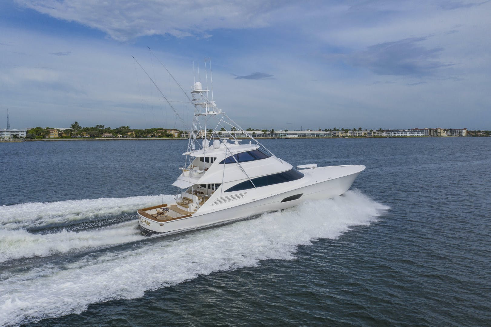 2016 Viking 92' Enclosed Bridge Sportfish Fa La Me | Picture 4 of 103