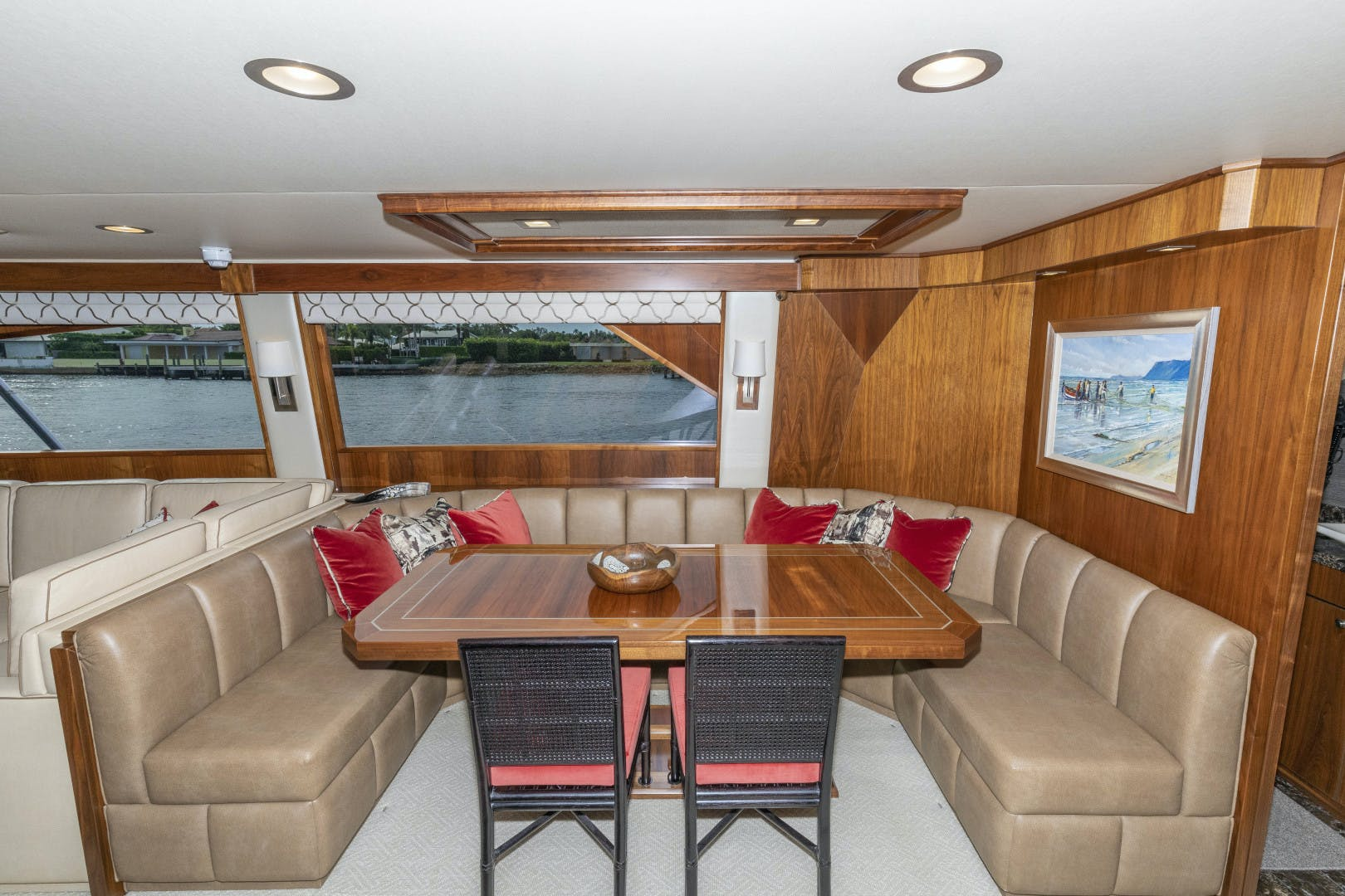 2016 Viking 92' Enclosed Bridge Sportfish Bella Dona Di | Picture 1 of 102