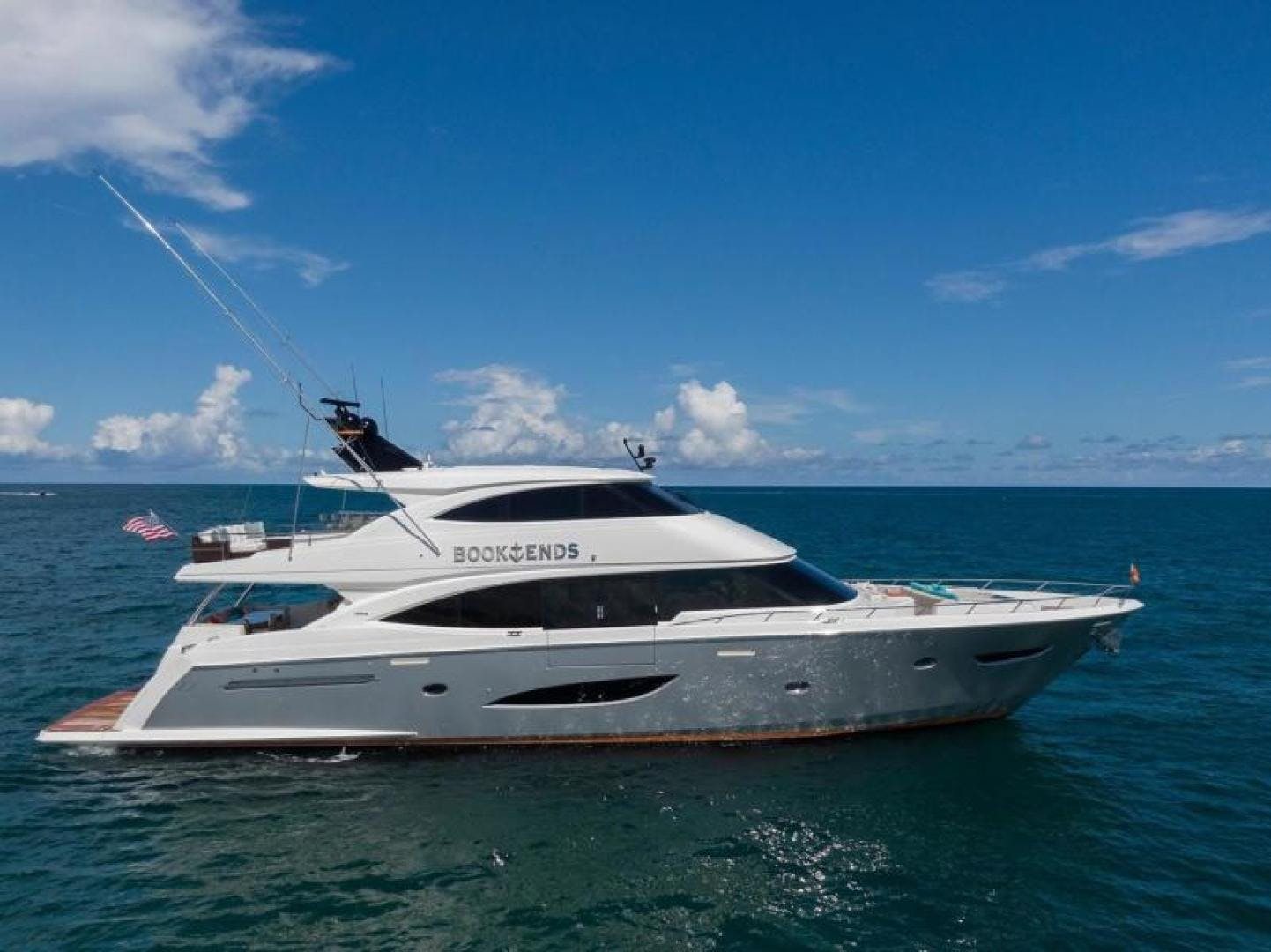 2018 Viking 93' Motoryacht Enclosed Flybridge BOOK ENDS   Picture 1 of 104