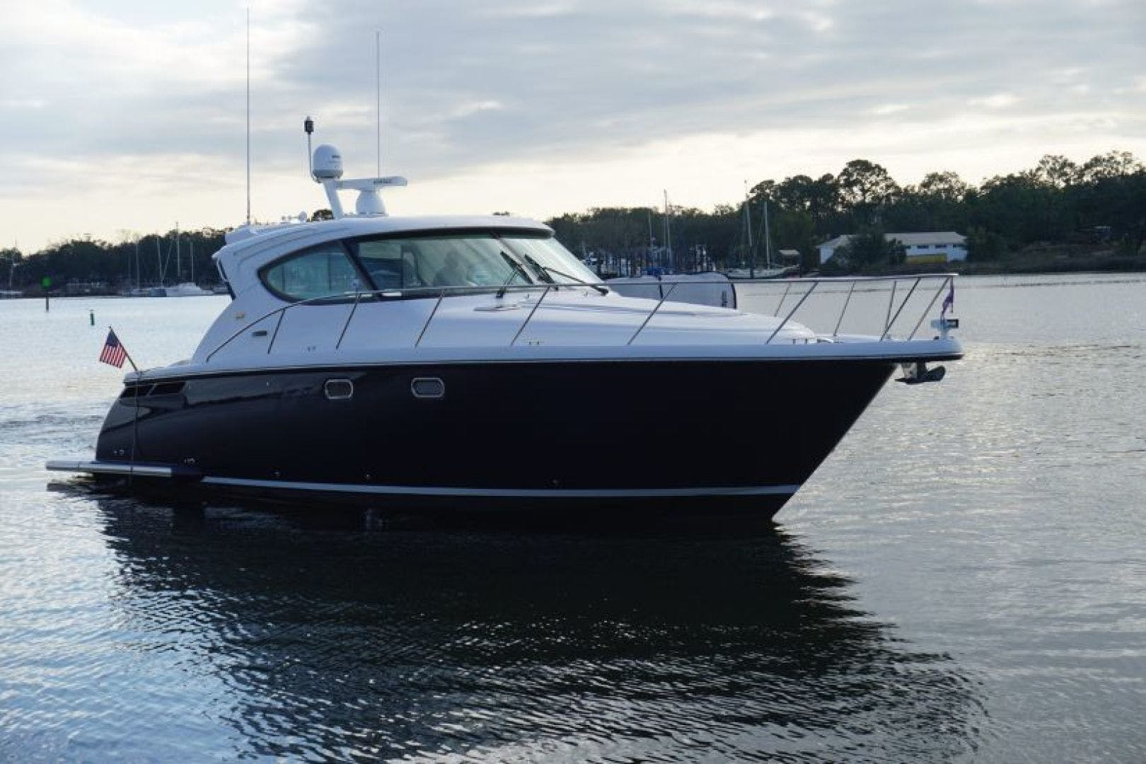 2015 Tiara Yachts 45' 45 Sovran Captain's Choice | Picture 1 of 57