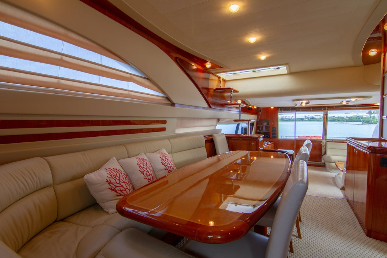 2005 Ferretti Yachts 76' 76 Sea Pal | Picture 1 of 68
