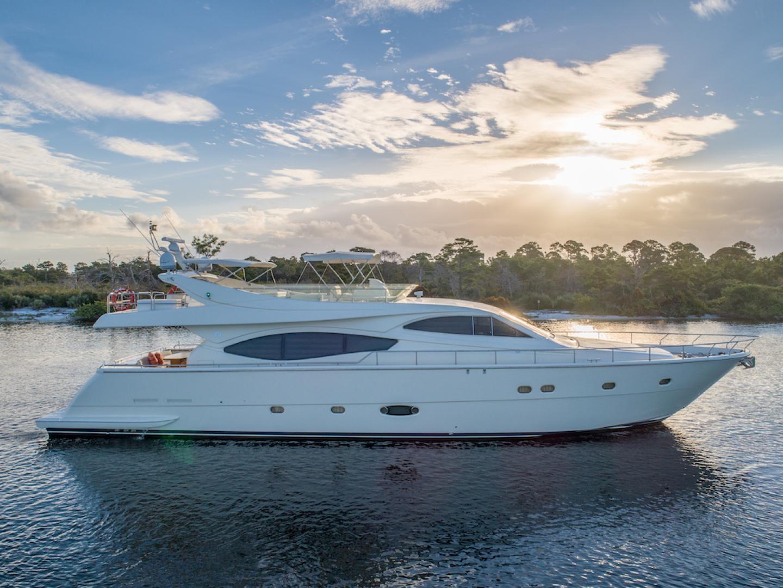 """2005 Ferretti Yachts 76' 76 """"Sea Pal"""""""