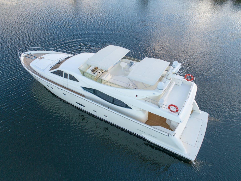 2005 Ferretti Yachts 76' 76 Sea Pal | Picture 6 of 68
