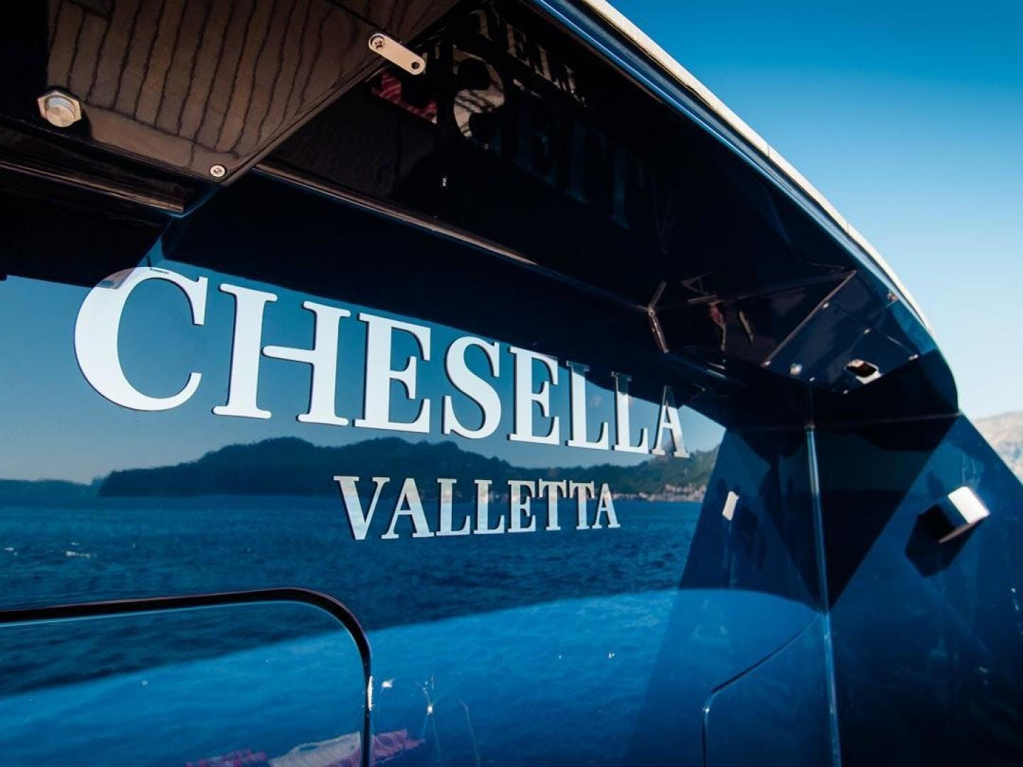1983 Amels 124'  CHESELLA | Picture 3 of 65