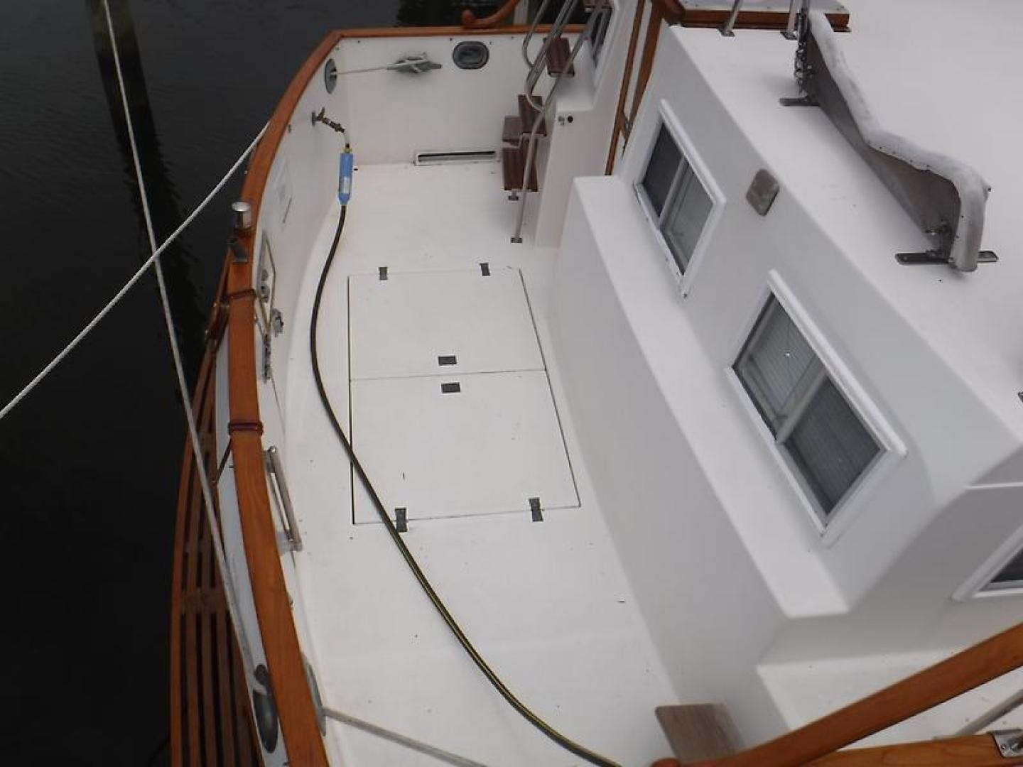 1988 Grand Banks 46' Classic No Regrets | Picture 6 of 51