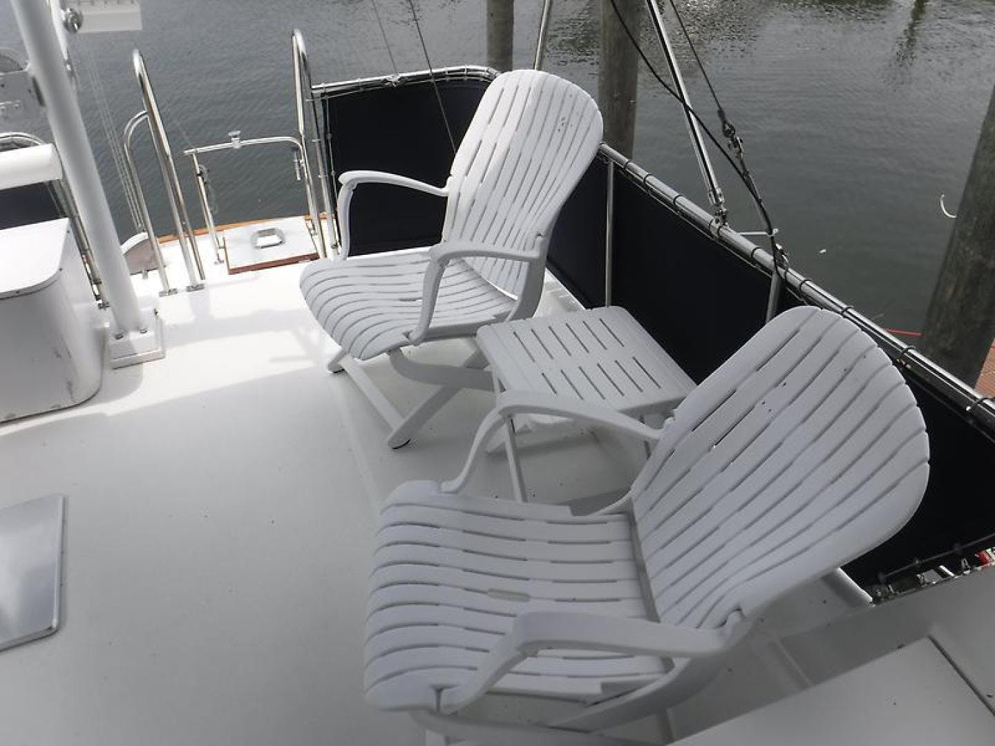 1988 Grand Banks 46' Classic No Regrets | Picture 4 of 51
