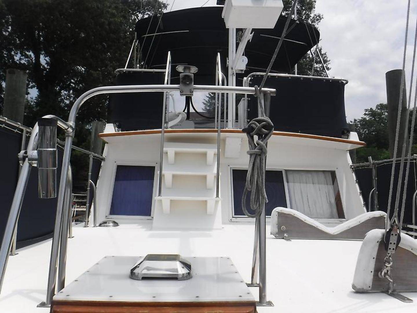 1988 Grand Banks 46' Classic No Regrets | Picture 1 of 51