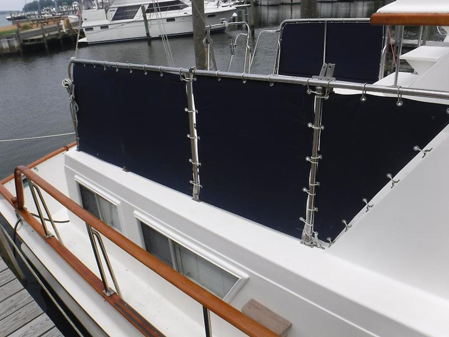 1988 Grand Banks 46' Classic No Regrets | Picture 8 of 51