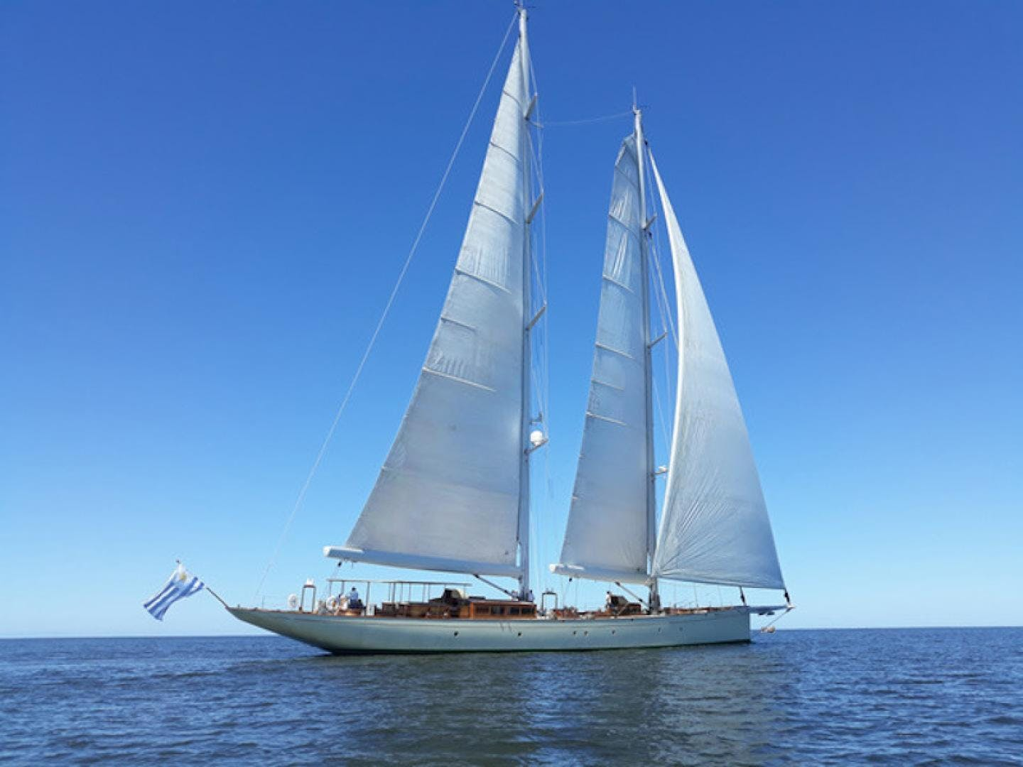 2014 Custom 172' Schooner Dona Francisca | Picture 1 of 50