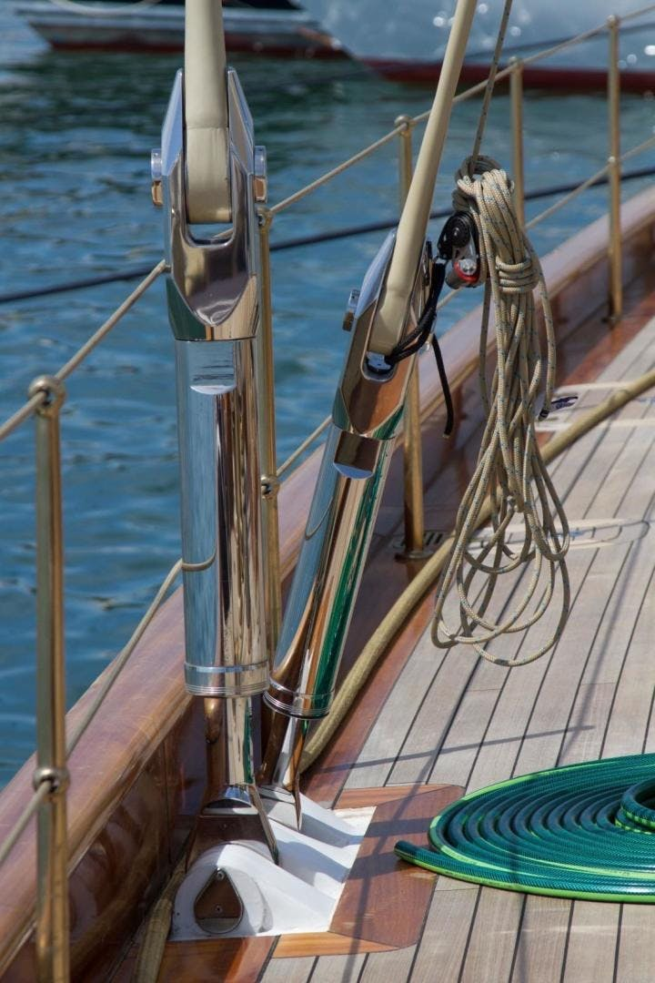 2014 Custom 172' Schooner Dona Francisca | Picture 2 of 50
