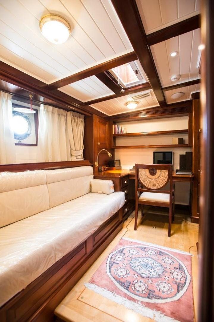 2014 Custom 172' Schooner Dona Francisca | Picture 6 of 50