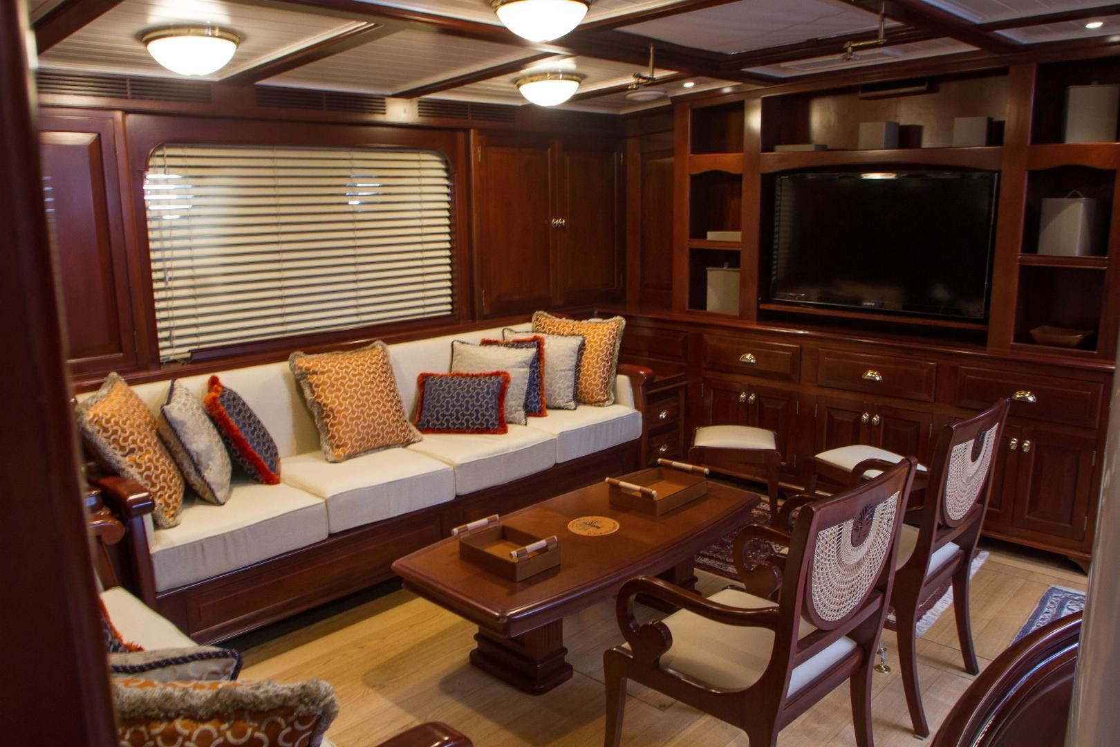 2014 Custom 172' Schooner Dona Francisca | Picture 8 of 50