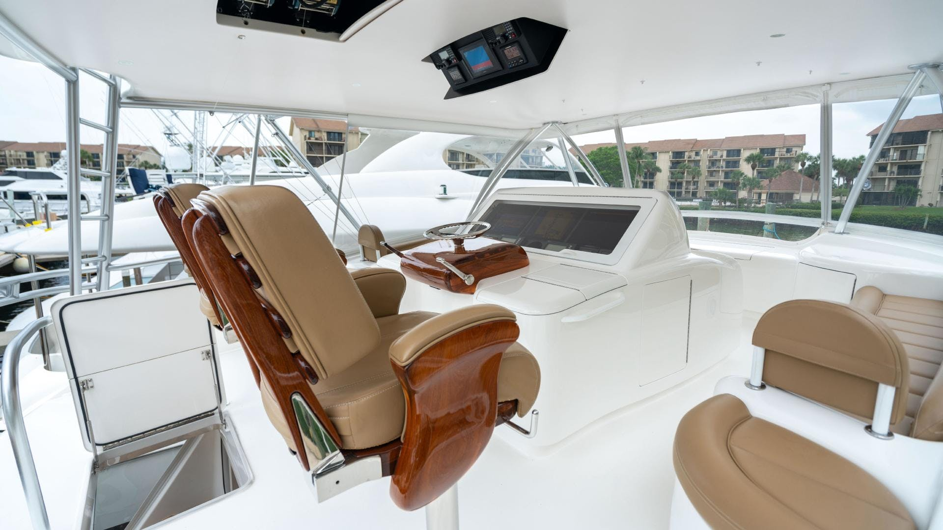 2015 Viking 70' Sport Fish PIPE DREAMER | Picture 5 of 112