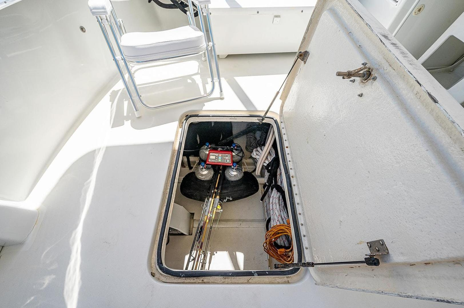 1986 Hatteras 70' Long Range Cruiser Lady Lorraine | Picture 1 of 77