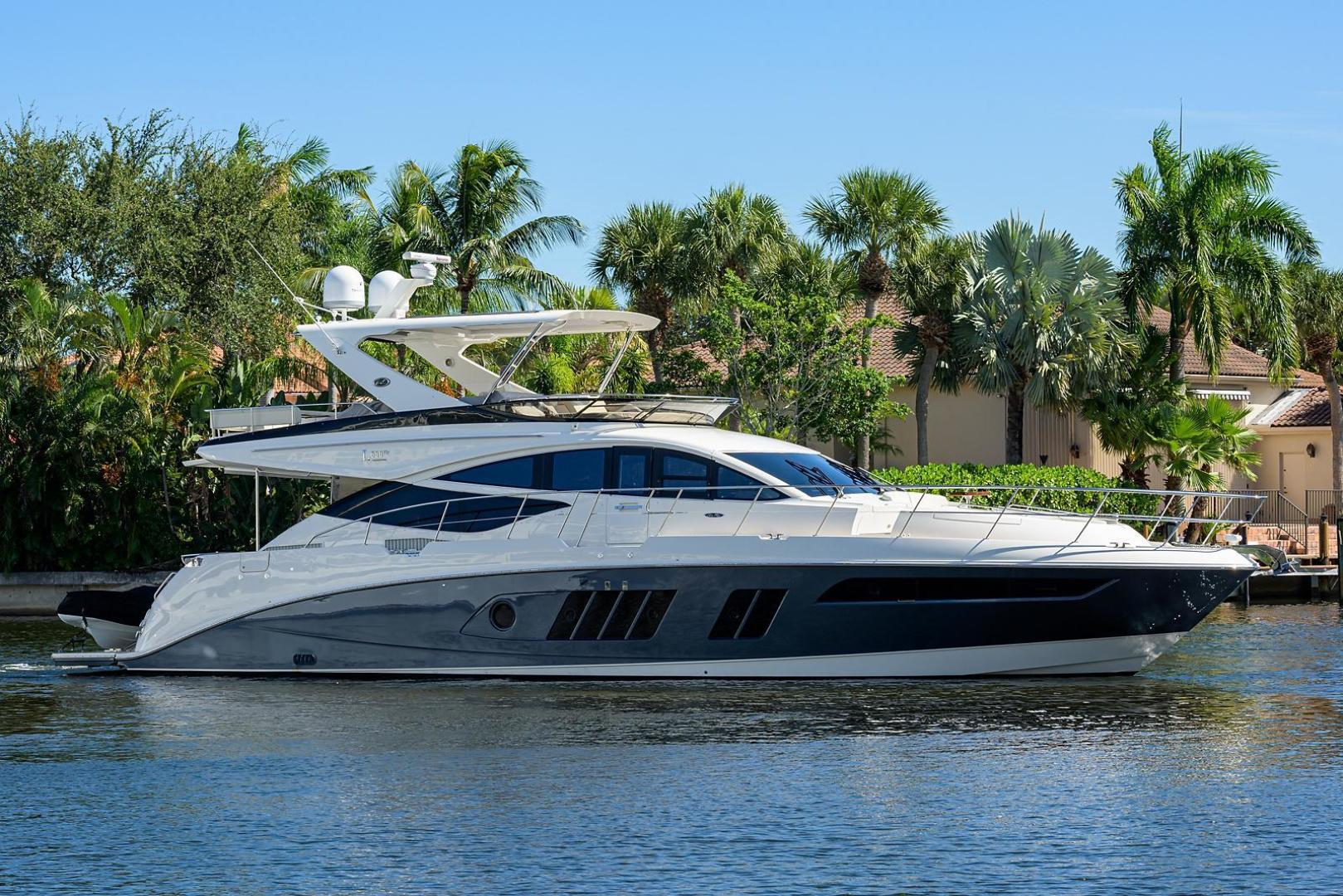65' Sea Ray 2015 L650 Fly KNOT ON CALL