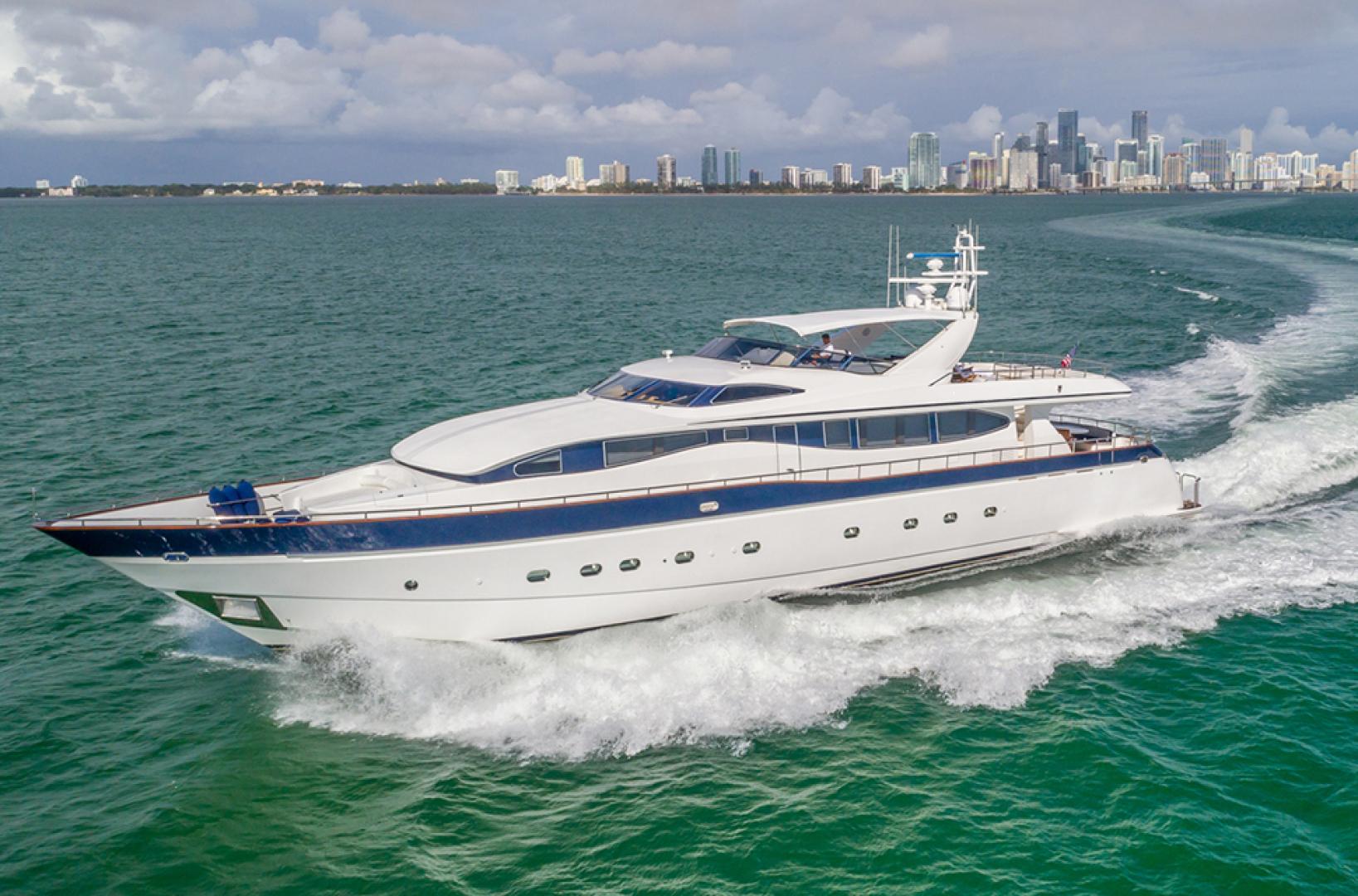 108' Viking Sport Cruisers 2002 108 Motor Yacht