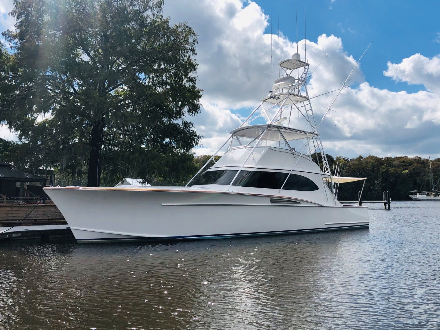 2004 Rybovich 55' Convertible Blue Mile | Picture 5 of 43