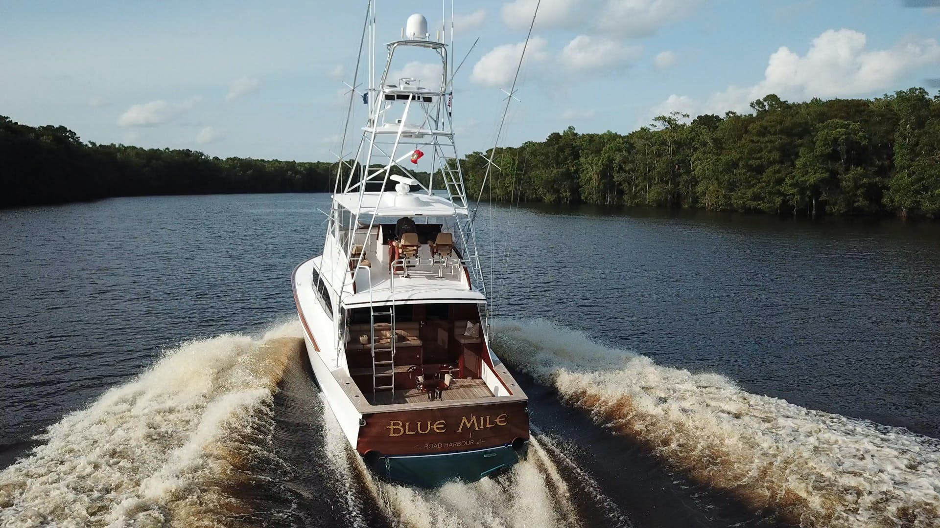 2004 Rybovich 55' Convertible Blue Mile | Picture 3 of 43