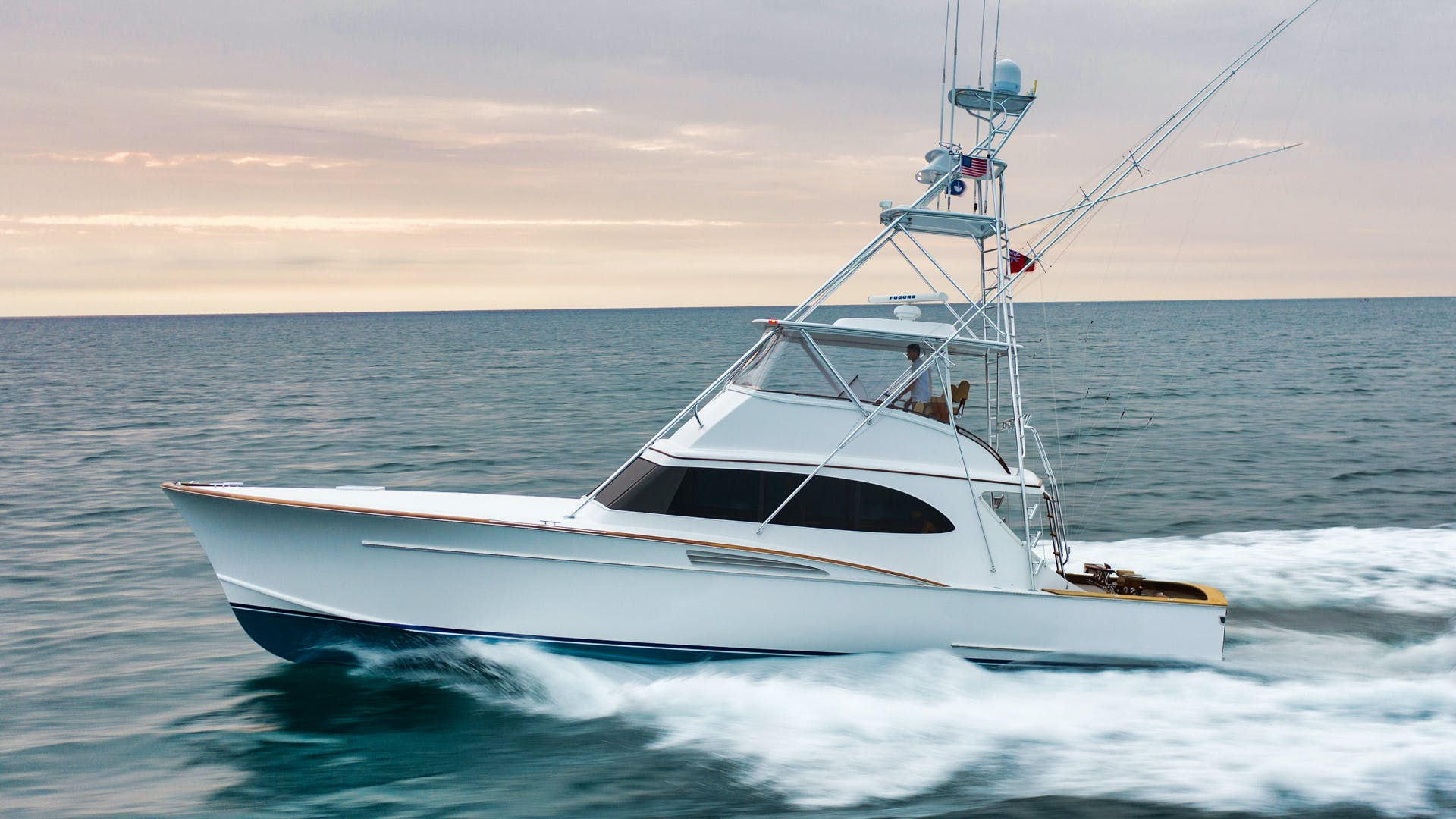 2004 Rybovich 55' Convertible Blue Mile | Picture 1 of 43