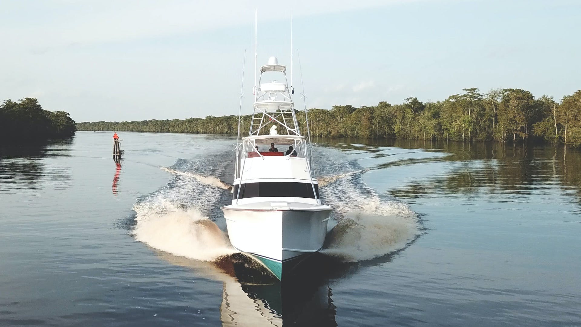 2004 Rybovich 55' Convertible Blue Mile | Picture 7 of 43
