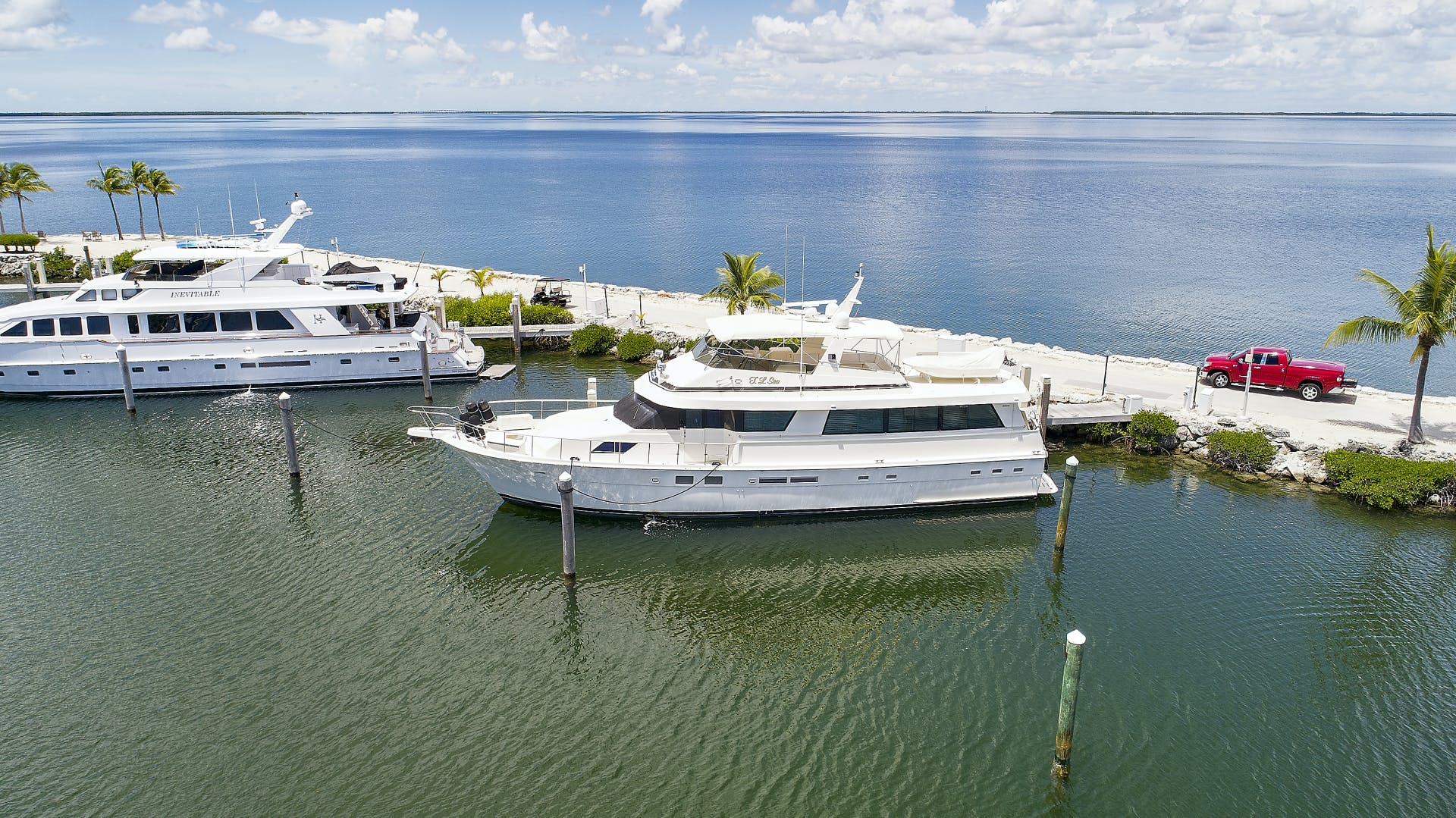 1988 Hatteras 70' 70 Motor Yacht TL Sea | Picture 1 of 53