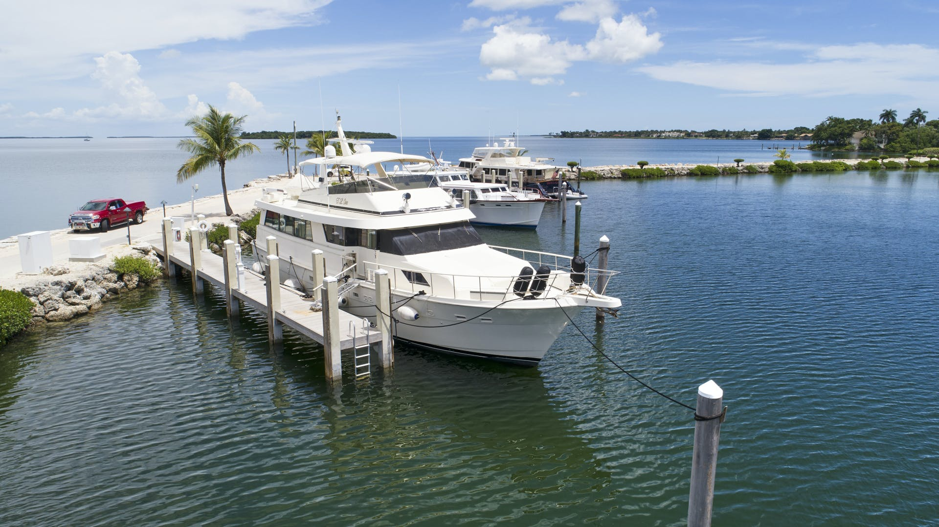 1988 Hatteras 70' 70 Motor Yacht TL Sea | Picture 7 of 53