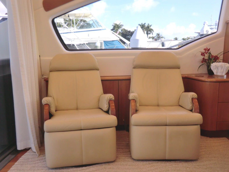 2009 Tiara Yachts 58' 5800 Sovran Galati Yacht Sales Trade | Picture 4 of 49