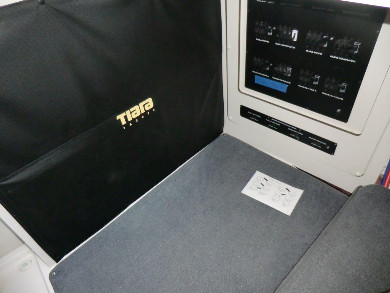 2009 Tiara Yachts 58' 5800 Sovran Galati Yacht Sales Trade | Picture 3 of 49