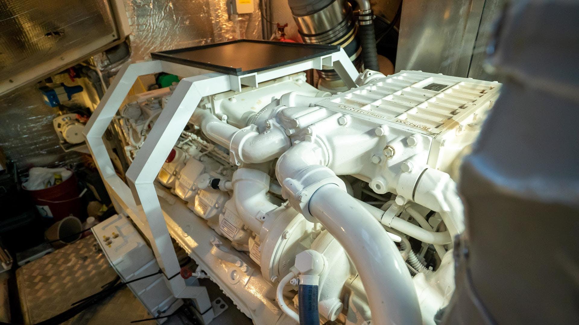2012 Sunseeker 74' Motor yacht JIMBO | Picture 2 of 100