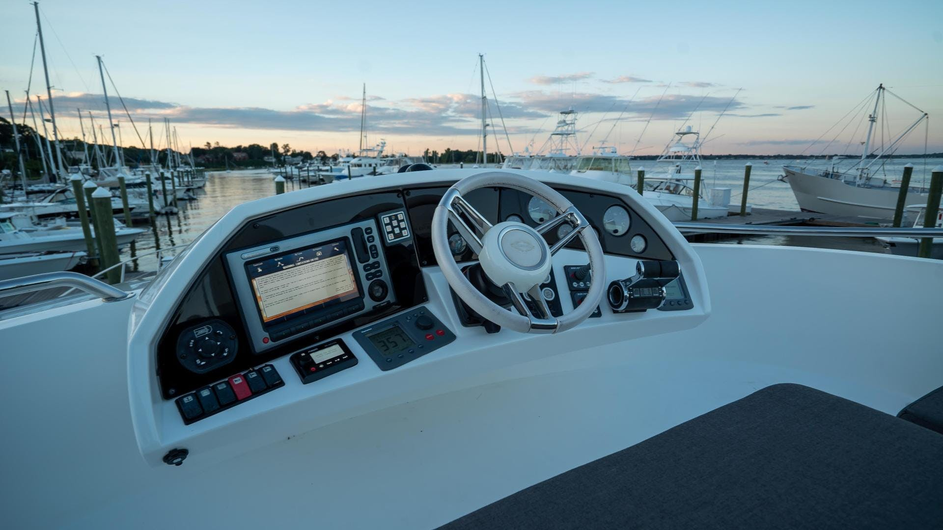 2012 Sunseeker 74' Motor yacht JIMBO | Picture 6 of 100
