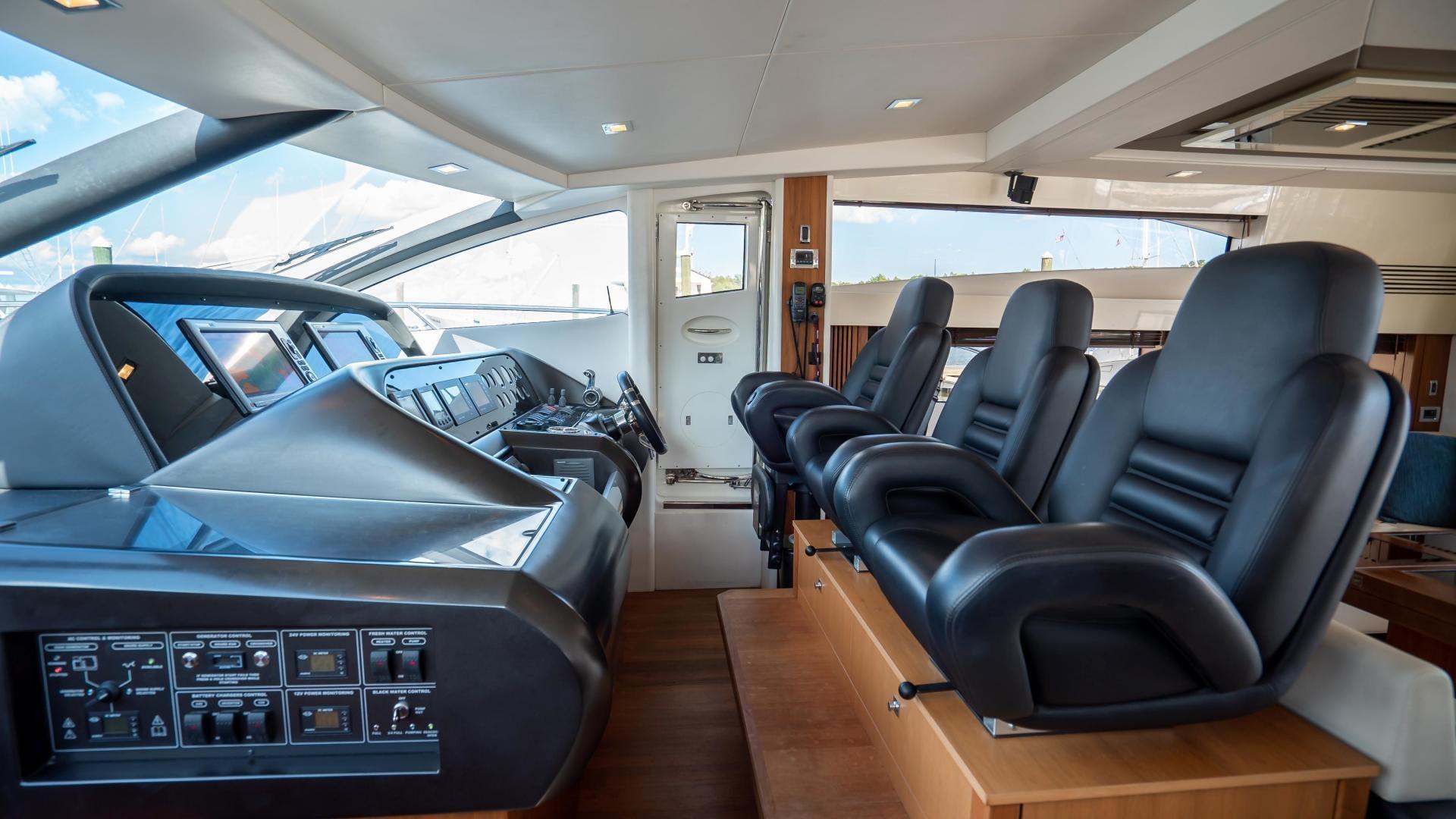 2012 Sunseeker 74' Motor yacht JIMBO | Picture 3 of 100