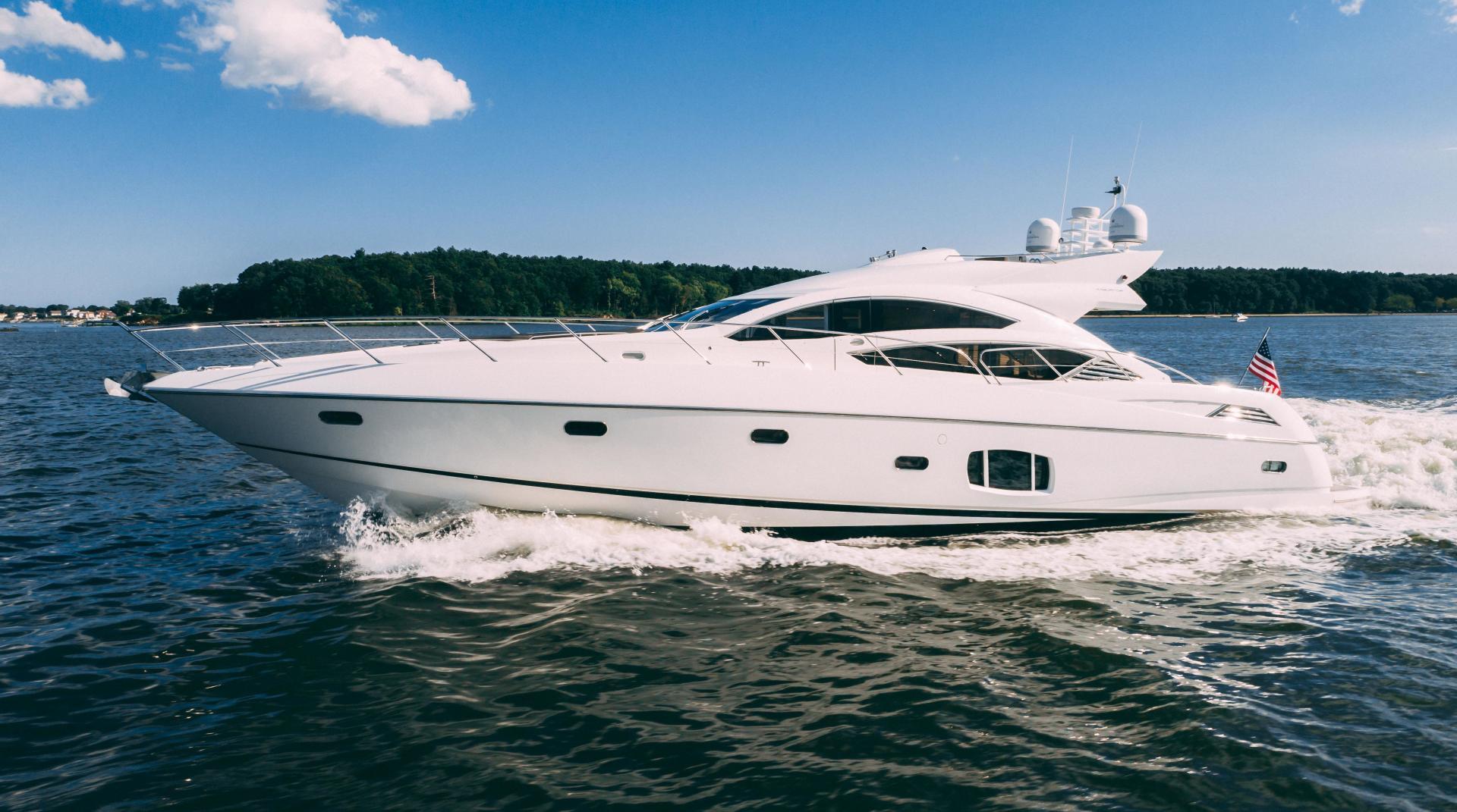 "2012 Sunseeker 74' Motor yacht ""JIMBO"""