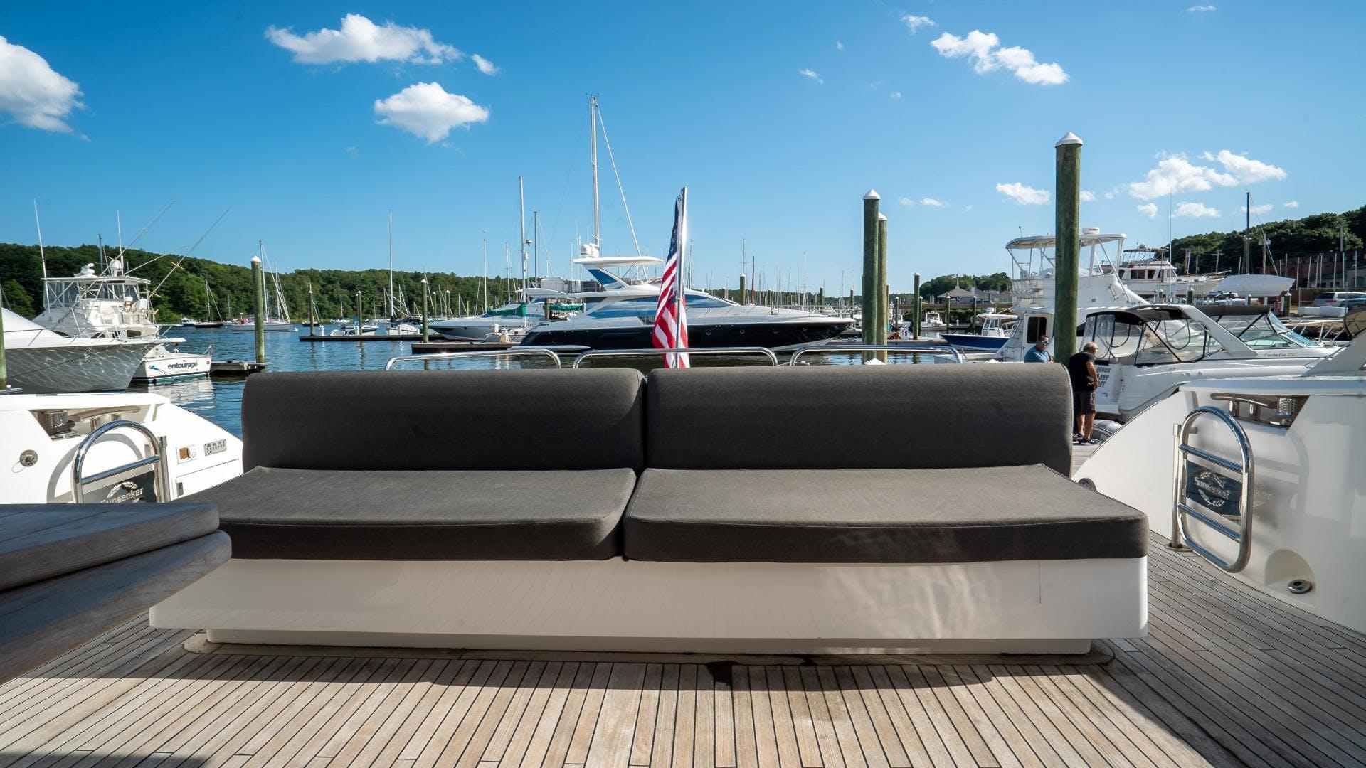 2012 Sunseeker 74' Motor yacht JIMBO | Picture 4 of 100