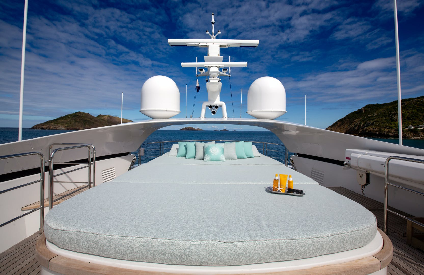 2013 Cantieri di Pisa 153' Motor Yacht BALISTA | Picture 5 of 29