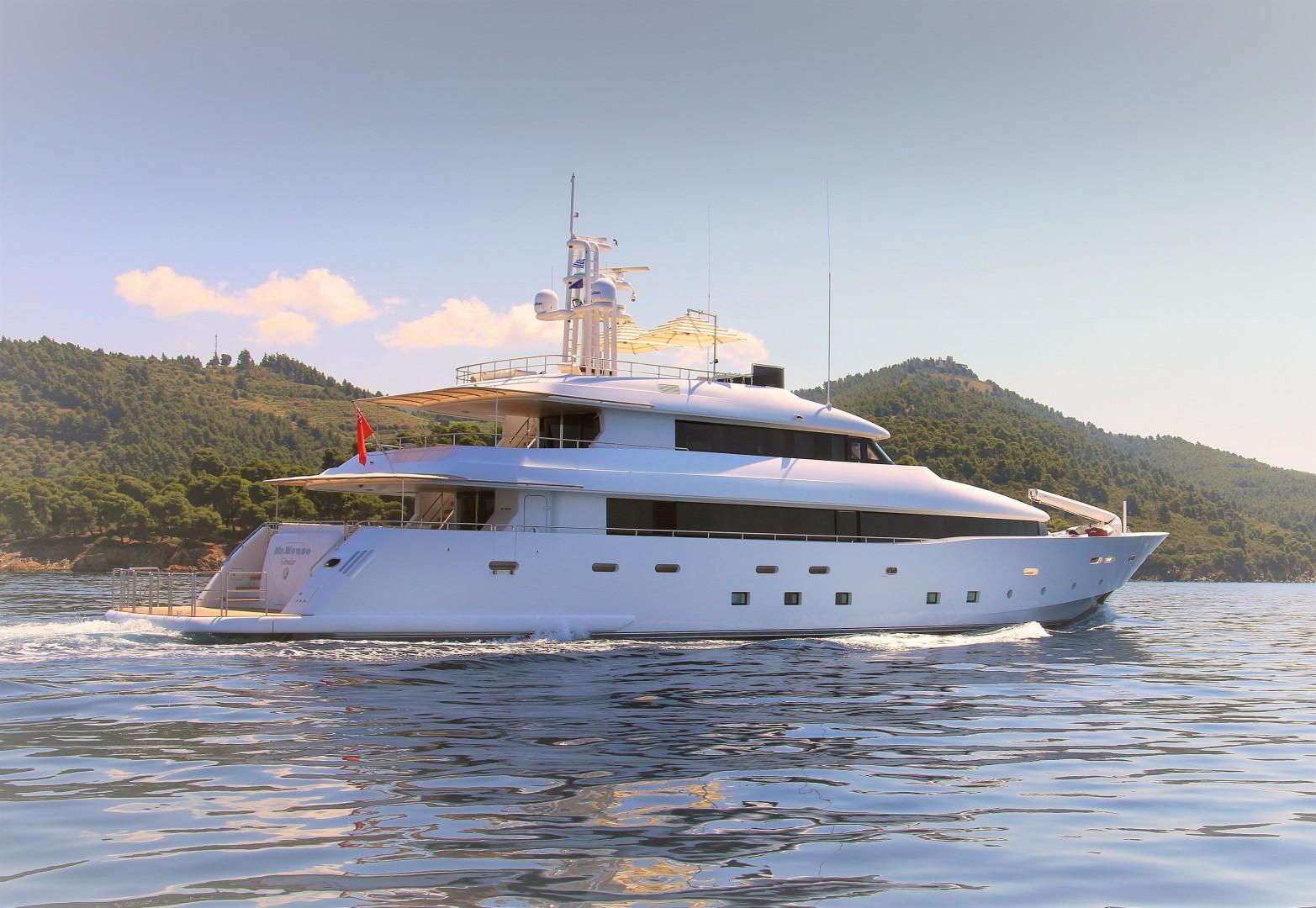 """2012 Custom 138' Avangard Expedition Yacht """"MR MOUSE"""""""