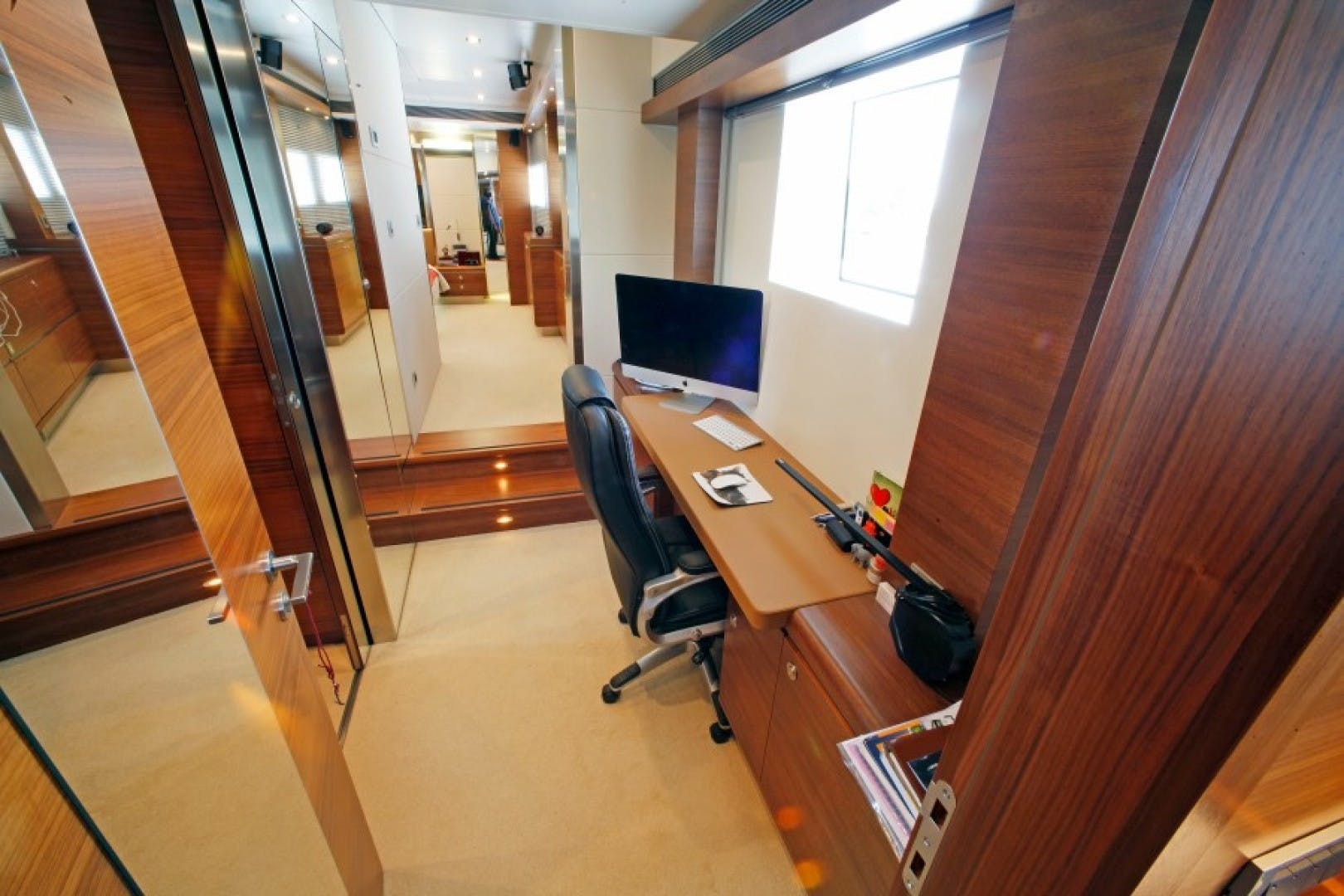 2012 Custom 138' Avangard Expedition Yacht MR MOUSE | Picture 4 of 35