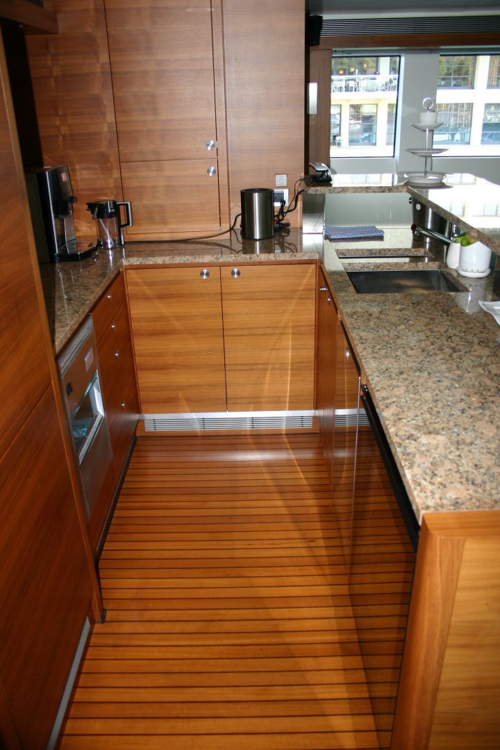 2012 Custom 138' Avangard Expedition Yacht MR MOUSE | Picture 4 of 22