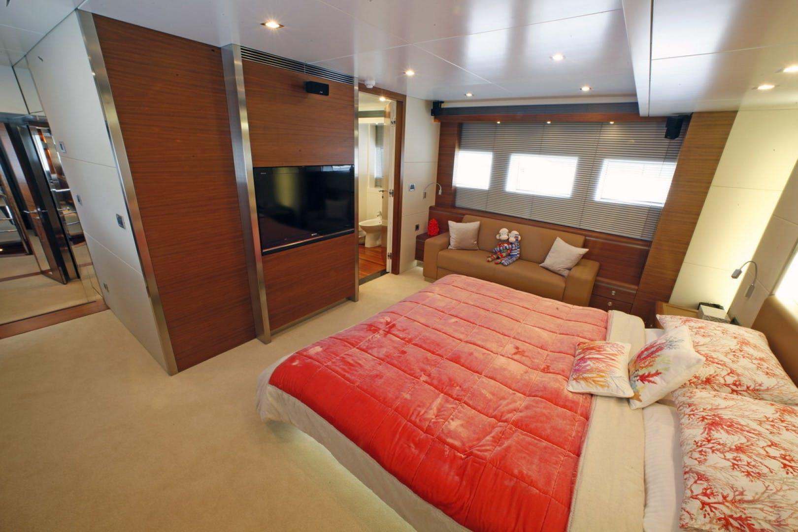2012 Custom 138' Avangard Expedition Yacht MR MOUSE | Picture 6 of 35
